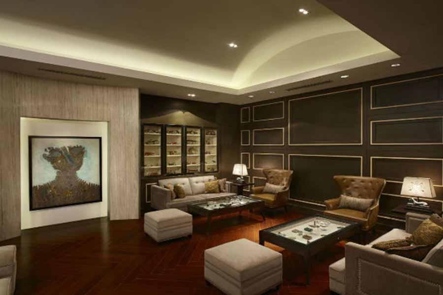 India`s premiere Malt & Cigar Lounge – The Cheroot @ ITC Grand Chola