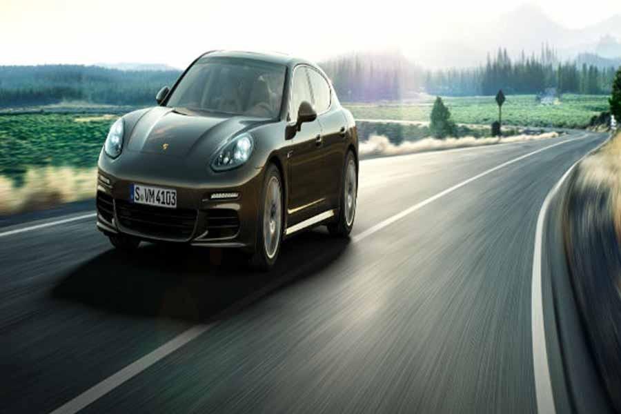 """""""The Porsche Experience"""""""