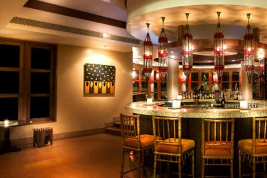 Praia de Luz – An Elegant Lounge Bar at the Park Hyatt, Goa