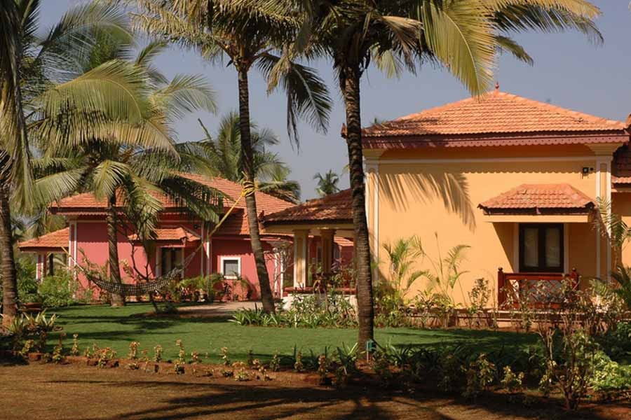 The Soul of Goa – Taj Holiday Village