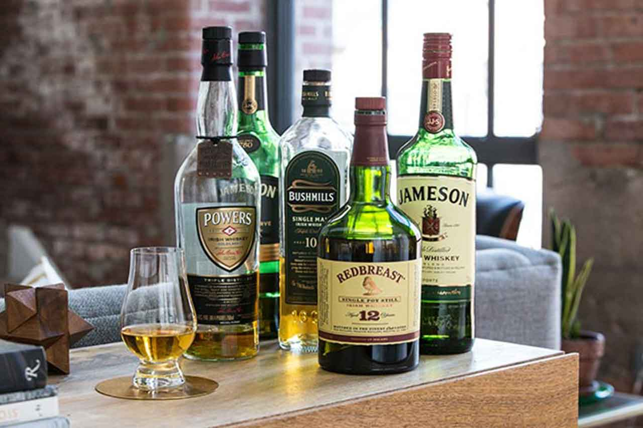 Irish Whiskey Over The Years