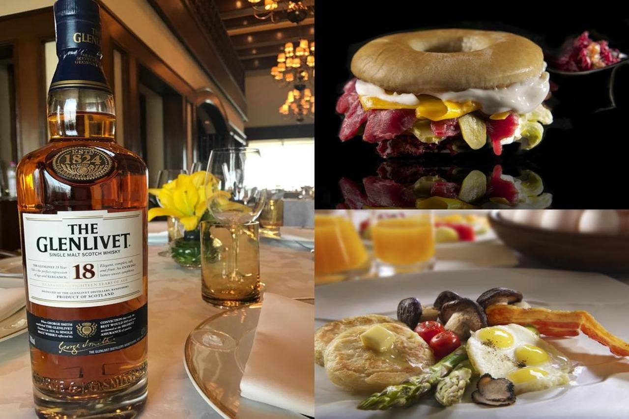 The Glenlivet Gourmet Voyage