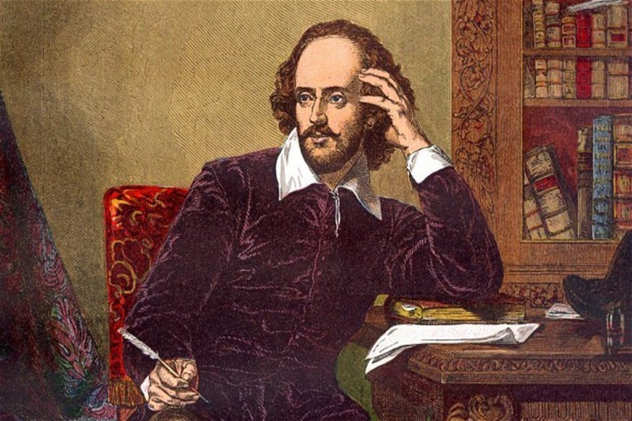 Shakespeare's Drinks Quotes