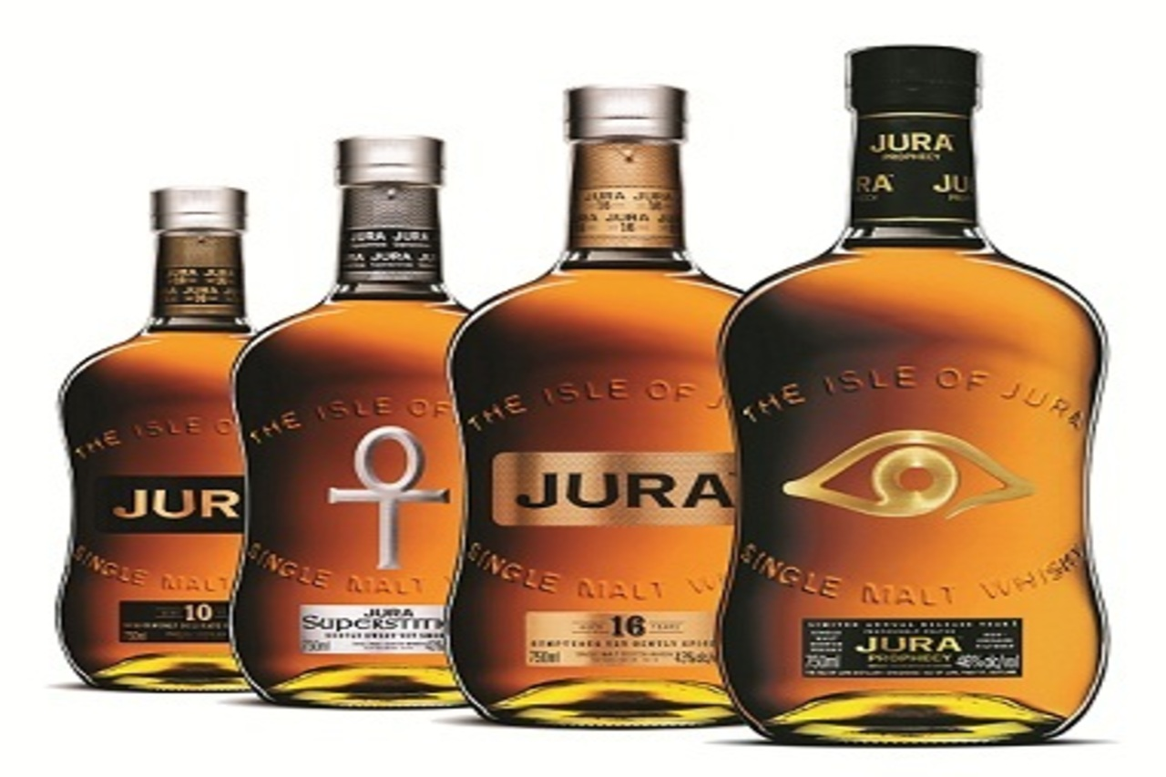 Jura whiskies & their mysterious names