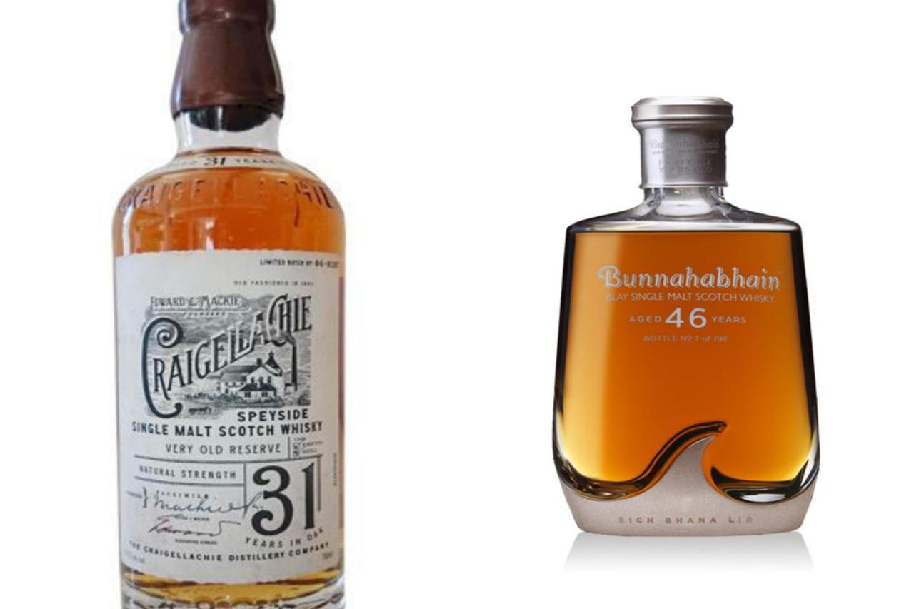 Rare and Vintage Whisky