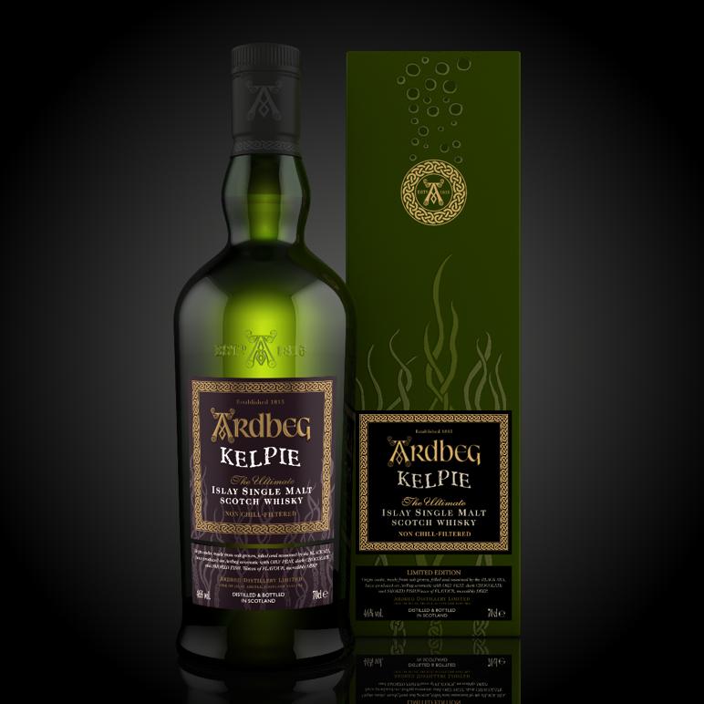 Ardbeg's 2017 Limited Edition: Ardbeg Kelpie