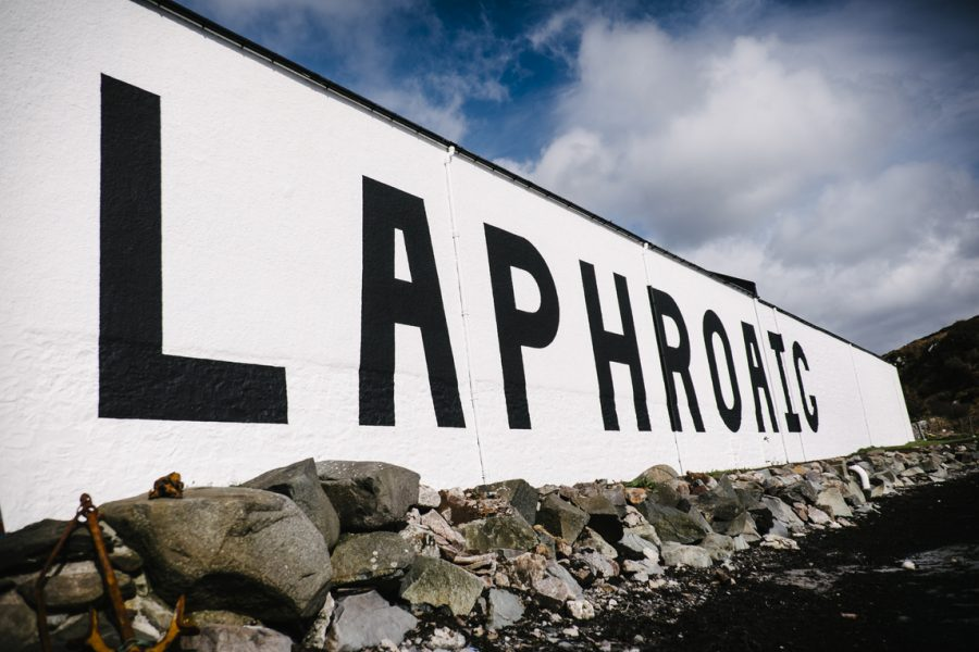 Laphroaig, Islay the Classic Way!