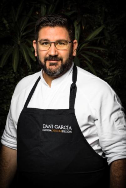 Three Michelin Star Chef Dani Garcia