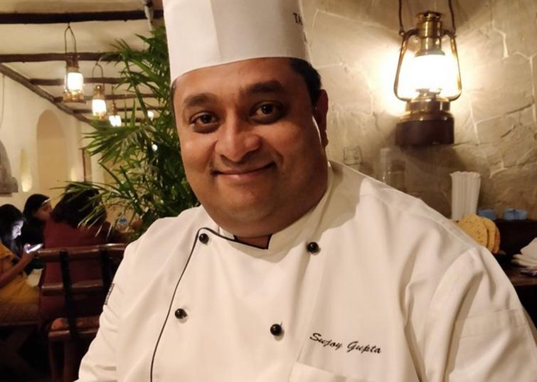 Chef Sujoy Gupta, Taj Bengal, Kolkata