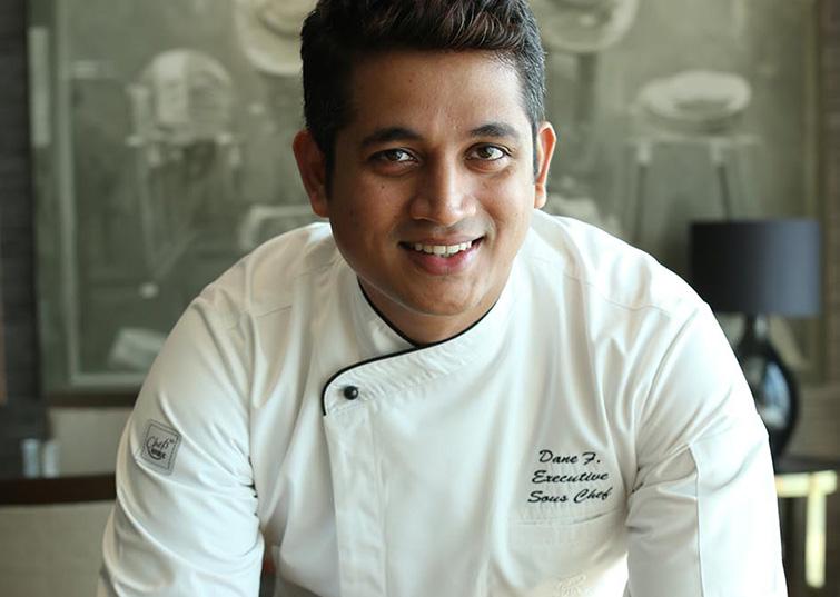 Chef Dane Fernandes, The St. Regis, Mumbai