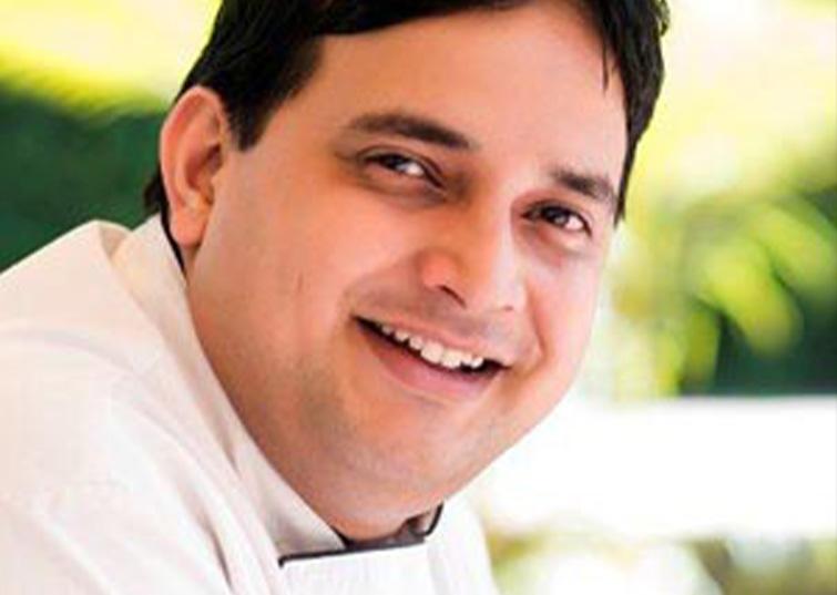 Chef Mayur Tiwari, The Ritz Carlton, Pune