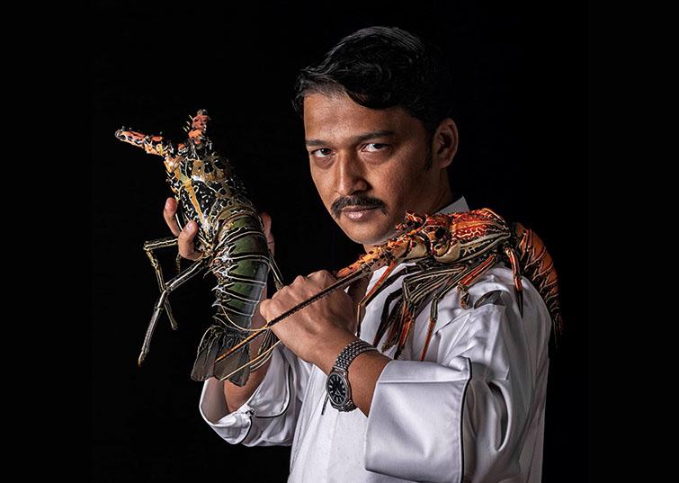 Chef Vijay Thapliyal, The Lodhi, New Delhi