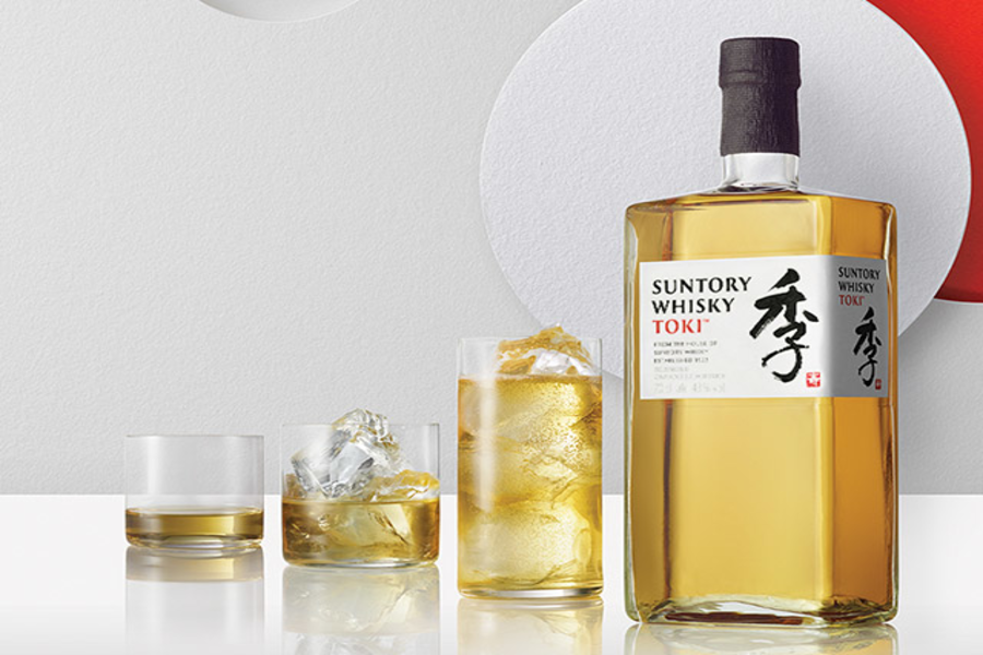 Toki Blended Japanese Whisky