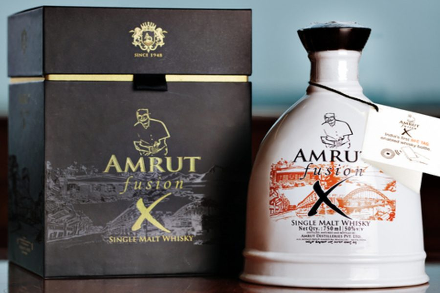 Amrut Distilleries celebrates 10 years of its iconic Single Malt – Fusion; launches the special edition Fusion X